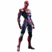 Officially Licensed Marvel Spiderman Anime Variant Play Arts Kai Action Figure