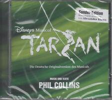 Tarzan Die Deutsche Originalversion des Disney Musicals CD NEU Sonderedition