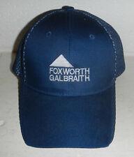 Nwot Foxworth Galbraith Lumber Building Materials Company Logo Baseball Hat Cap