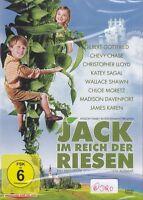 JACK im Reich der Riesen + DVD + Ein Abenteuer von gigantischem Ausmaß + NEU +