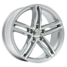 Wheelworld WH11 9x20 5x112 ET33 AS silber Audi A4 A5 A6 A7 A8 Q5 S5 RS7 SQ5 66,6