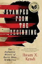 Stamped from the Beginning: The Definitive History of Racist Ideas in America (N