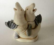 Harmony Kingdom ARIA AMOROSA Seals Treasure Jest c1997 England
