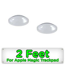 2 Replacement Feet for Apple Magic Trackpad Spare Rubber Wireless Touchpad Foot