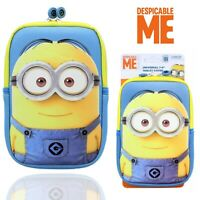 "Despicable Me Pouch Cover for up to 8"" Tablets Tough Shockproof Neoprene Case"