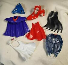 X-MEN Accessories. Capes, wings, and more Lot of 7 pieces...