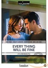 EVERY THING WILL BE FINE (Charlotte Gainsbourg) -  DVD - PAL Region 2 -  sealed