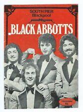 South Pier Blackpool Summer 1976 The Black Abbotts Alfonso de los Rios Newman