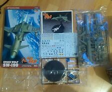 Hasegawa Space pirate captain Harlock Space wolf 1/72 neu ovp