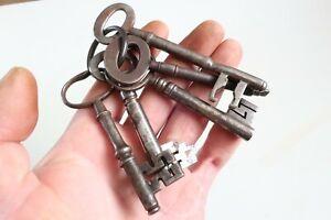 Antique Large Skeleton Keys