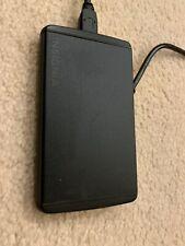intel 160GB SSD Drive in Insgnia hard drive case