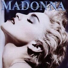 *NEW* CD Album - Madonna - True Blue (Mini LP Style Card Case)