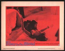 A FEVER IN BLOOD (VeryGood+) Lobby Card Set of 8 1961 Angie Dickerson 15179