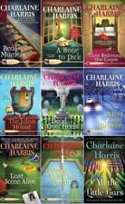 Aurora Teagarden Mysteries Series Collection Set Books 1-9 by Charlaine Harris