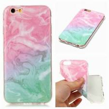 Granite Marble Matte Silicone TPU Soft Case Cover For iPod Touch 5th/6th XS MAX