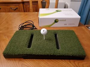 Optishot 2 Golf Simulator w/ upgraded TeeLine Turf