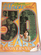 Vintage Song Book Hit Parader 30 Years Anniversary Nov. 1972