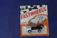 "Yatming McCrory Fast Wheels Chevy Coe Wrecker Moc Hong Kong White 3"" 1:100 70s"