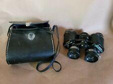 New listing VINTAGE Tasco ZOOM MODEL 101Z 7X-15x35 Zoom Binoculars with DAMAGED Case