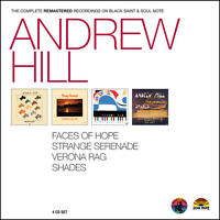 Andrew Hill - Andrew Hill - the Complete Remastered Recordings [New CD]