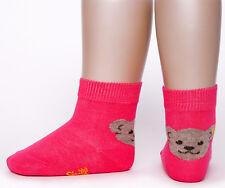 STEIFF® Mädchen Teddy-Socken Söckchen Pink Bär 62-128 F/S 2018 NEU!