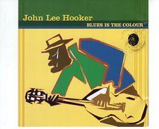 CD JOHN LEE HOOKERblues in the colourEX-( B2431)