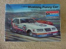 "Monogram ""Billy Meyer"" 7-Eleven Mustang Funny Car/Hot Rod/NHRA Drag Racing"