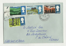 FDC England Angleterre enveloppe timbre 1er jour 1965 / B5fdc