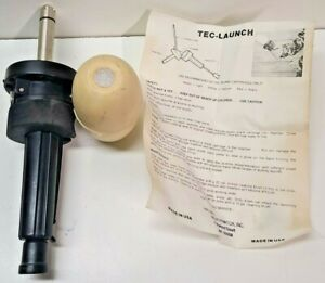 Vintage Hallmark-Blackwatch Tec-Launch Retriever Trainer Dummy Launcher