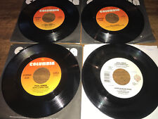 Paul Simon Lot of 4 45s Still Crazy 50 Ways to Leave Your Lover Have a Good Time
