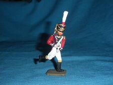 494A Starlux Atlas Figurine Plomb Empire Officier garde Paris 1/32 Napoleon