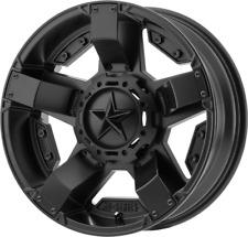 KMC XD XS811 RS2 UTV Aluminum Wheel Rim 14x7 4/156 4+3 Offset Satin Black