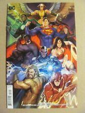 Justice League #14 DC Universe 2018 Series Variant 9.6 Near Mint+