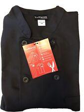 chef coat long sleeve 2X