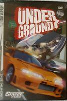 Street Fury: Underground (DVD, 2004, All Region) # 645573019525
