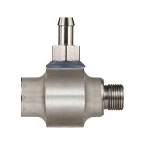 "Suttner ST160 Foam Injector Chemical Detergent Food Grade Stainless Steel 3/8"""
