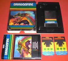 Intellivision Dragonfire [Complet] Jeu Mattel *JRF*