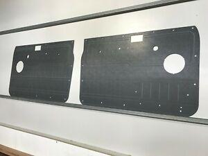 Nissan GQ Y60 PATROL Manual Window UTE/SWB. Rugged ABS Grey Door Panels