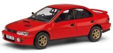 Articoli di modellismo statico multicolore per Subaru scala 1:43
