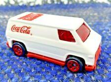 Coca-Cola Super Van Hot Wheels Custom