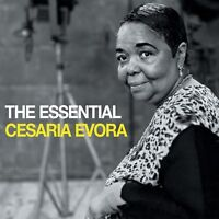CESARIA EVORA - THE ESSENTIAL 2 CD NEW