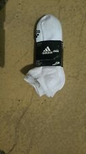 3 Pair Pack Of Adidas Socks Size 5.5-8 They Have Got Dirty (Just Need A Wash)