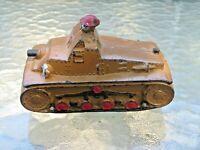 Barclay , Manoil, Auburn soldiers- Auburn Rubber Co. Tank