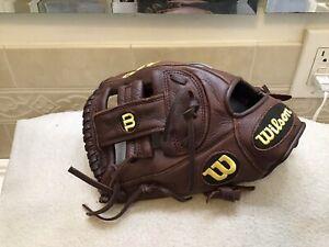 "Wilson A800 11.75"" Optima Baseball Softball Glove Left Hand Throw"