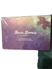 Shower Steamers by Cleverfy - Six Aromatherapy Fizzies - Sealed