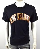 True Religion Men's Metallic Classic Logo Tee Shirt Top - 101589 Size XXL