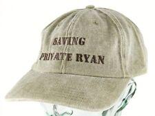 c1997 Saving Private Ryan Film Crew Issue Baseball Cap