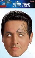 StarTrek Chakotay Promi Pappmaske - hochwertiger Glanzkarton mit Augenlöchern