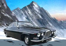 AUTOMOTIVE ART - JAGUAR 420G  - LIMITED EDITION (25)