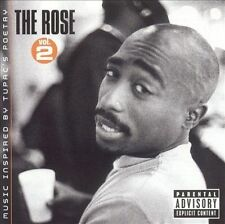 "NEW SEALED CD  "" 2Pac"" The Rose  (G) Plastic Case Is Cracked Will Replace With A"